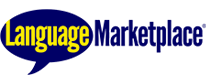 Language Marketplace Translation Logo